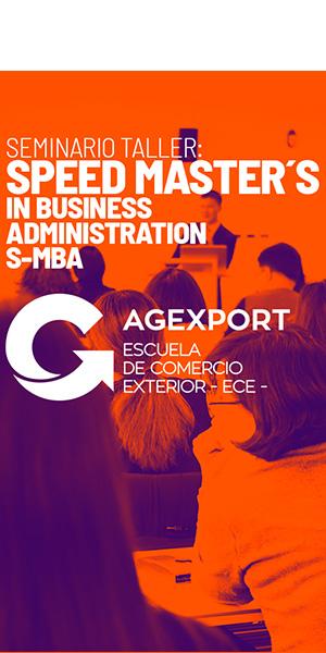 Formación Escuela de Comercio Exterior de AGEXPORT