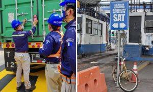 Marchamos electrónicos: medidas de control y seguridad en la cadena de suministro en Guatemala