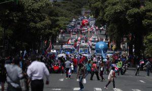 Comercio regional afectado por protestas en Costa Rica