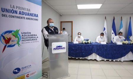Inician operaciones las Aduanas Periféricas de la Unión Aduanera