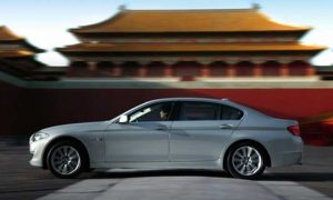Empresa BMW crece debido a negocios con China