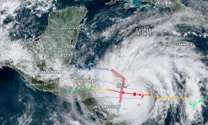 Huracán Iota podría afectar rutas comerciales