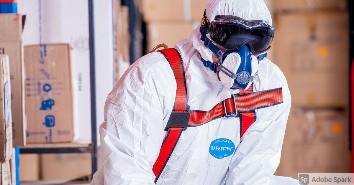 Prevenga contagios y accidentes en su empresa