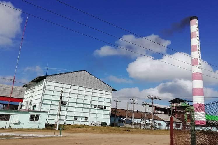 Azúcar ecológica lista para exportarse