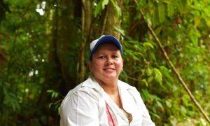 mujeres de Costa Rica