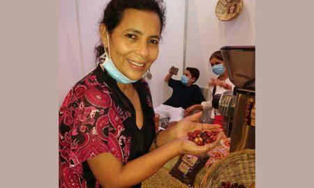 café ecológico en Nicaragua
