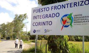 Union Aduanera Guatemala y Honduras