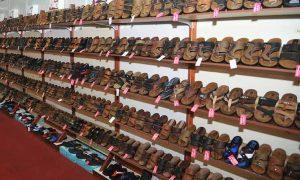 Siria y exportaciones de calzado