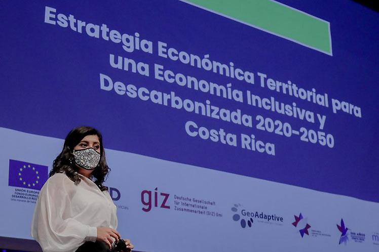 Economía en Costa Rica 3D