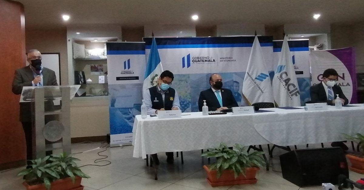 aprendizaje y educación dual GAN Guatemala