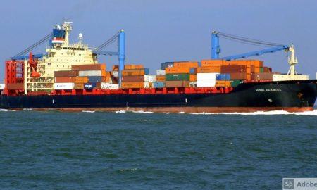 comercio y transporte marítimo