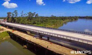 Puente en Centroamérica