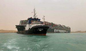 Canal de Suez y comercio internacional