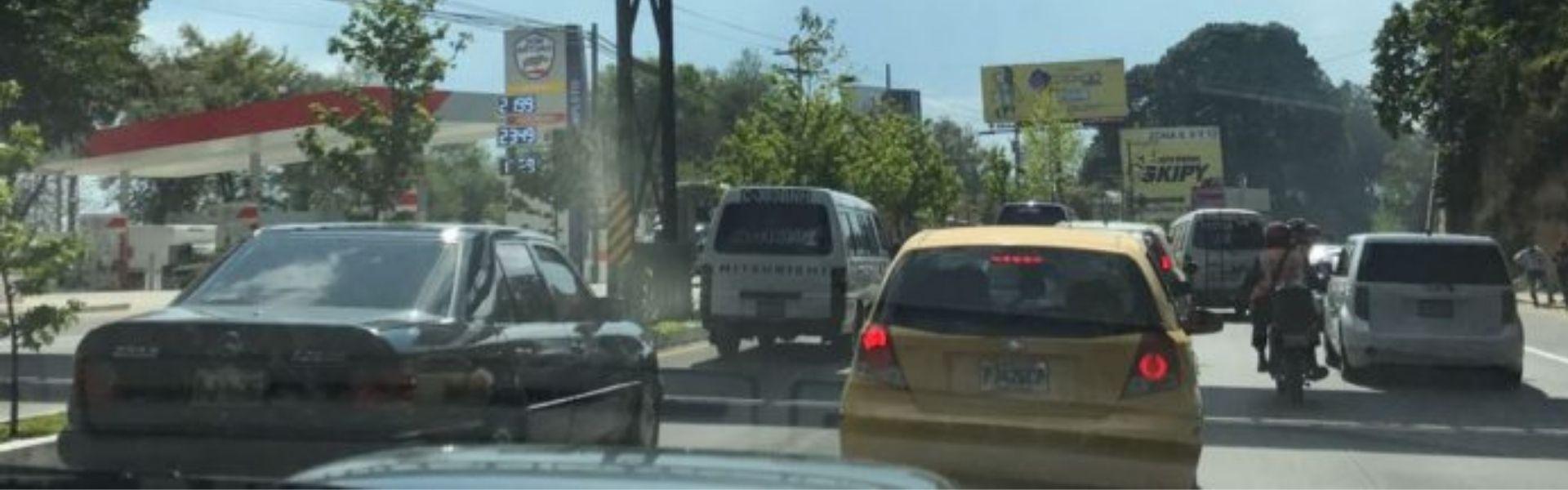Rutas y vías alternas por construcción en San Lucas