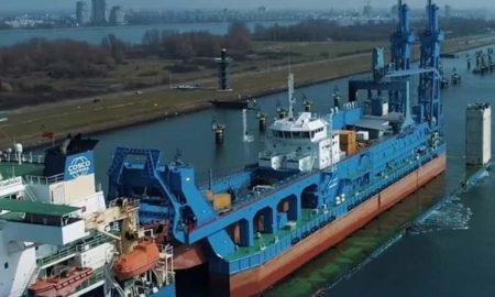 Canal de Suez y su recuperación en 2021