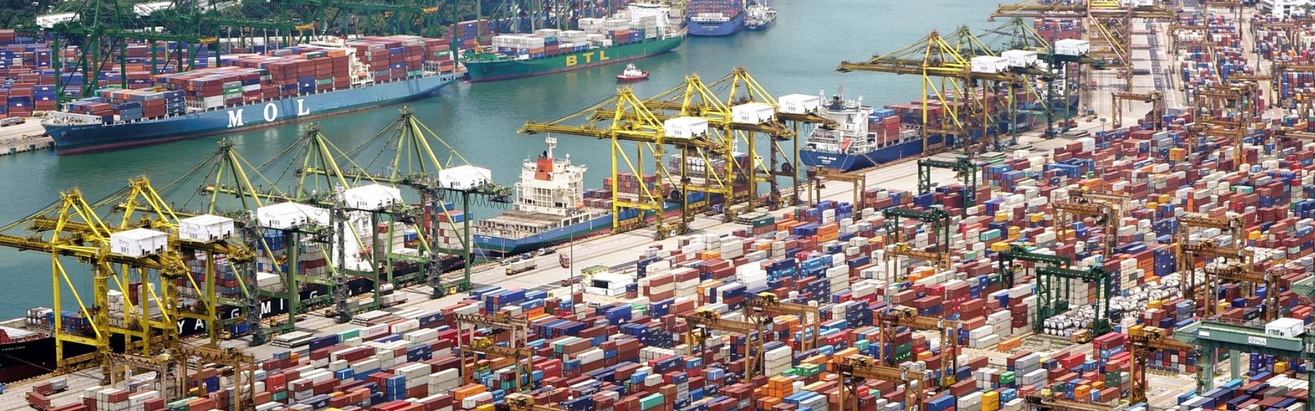 exportaciones globales en 2021