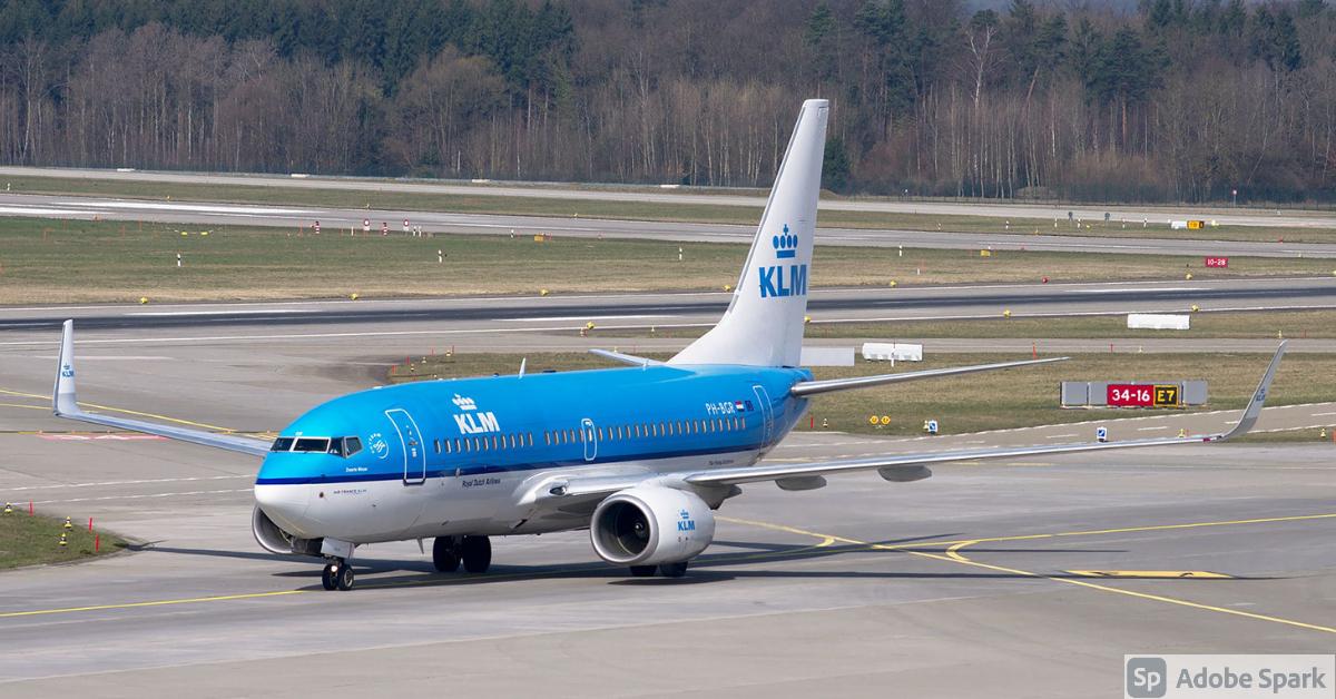 aerolínea KLM en Costa Rica