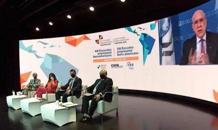 Cumbre iberoamericana 2021