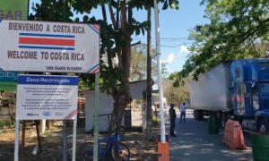 abren fronteras en Costa Rica