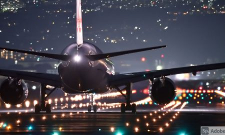 transporte aéreo y turismo