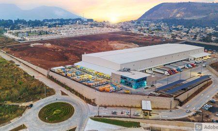 Centro de distribución PepsiCo Alimentos