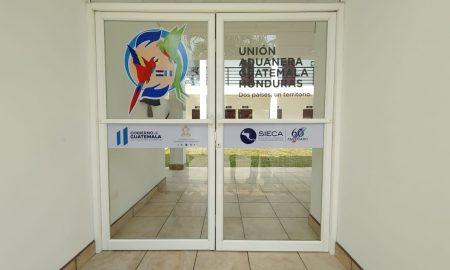 Puestos Fronterizos entre Guatemala y Honduras