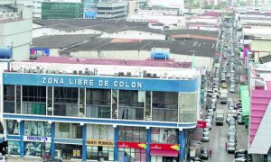 Zona Libre de Colón en Panamá