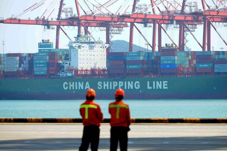 exportaciones de China
