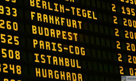 Aeropuertos en Europa