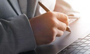 firmas electrónicas para el Registro General de la Propiedad