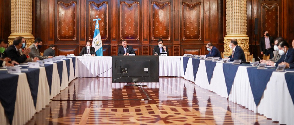 Calificación país Guatemala