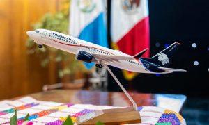 Aeroméxico en Guatemala