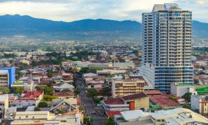 transporte público en Centroamérica