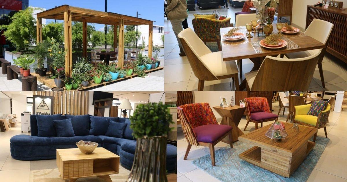 Guatemala exporta muebles