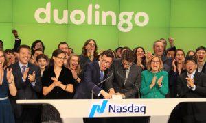Duolingo en la bolsa de valores