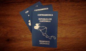 extensión de pasaporte guatemalteco