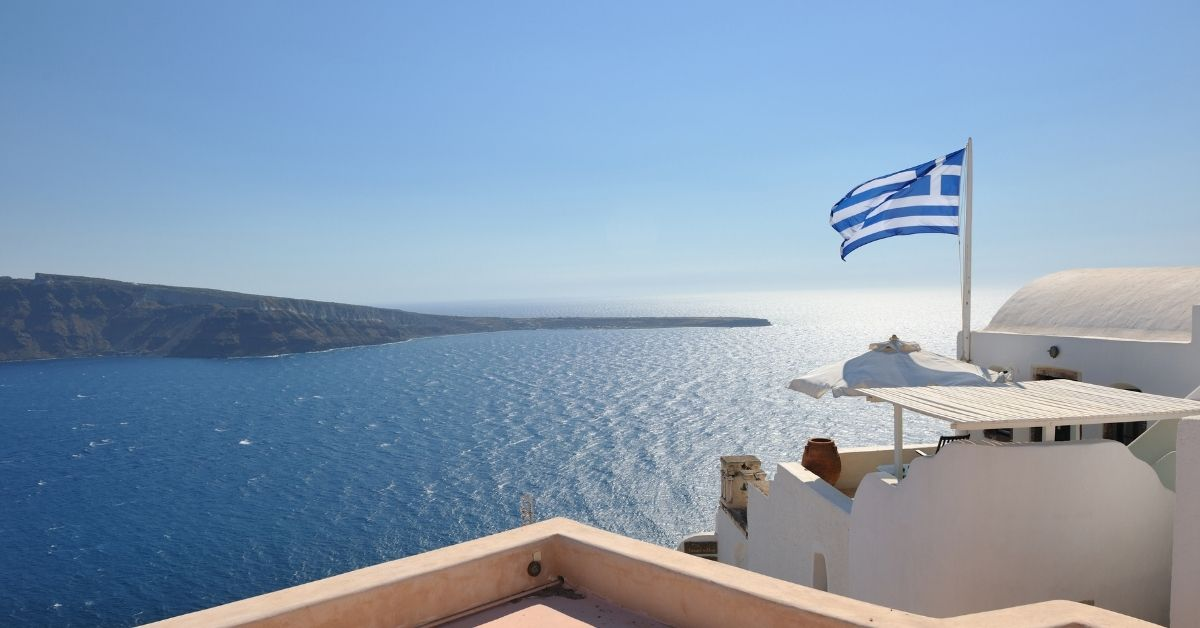 Grecia y sus vacunas