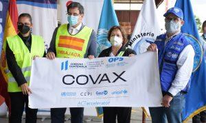 vacunas en Guatemala