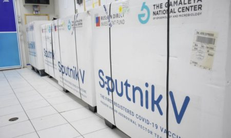 vacunas Sputnik V en Guatemala