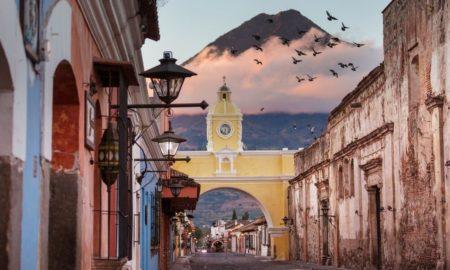 quiero conocer Antigua Guatemala