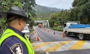 bloqueos en Guatemala