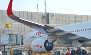 vuelos en Iberia