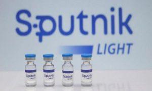 vacuna Sputnik light